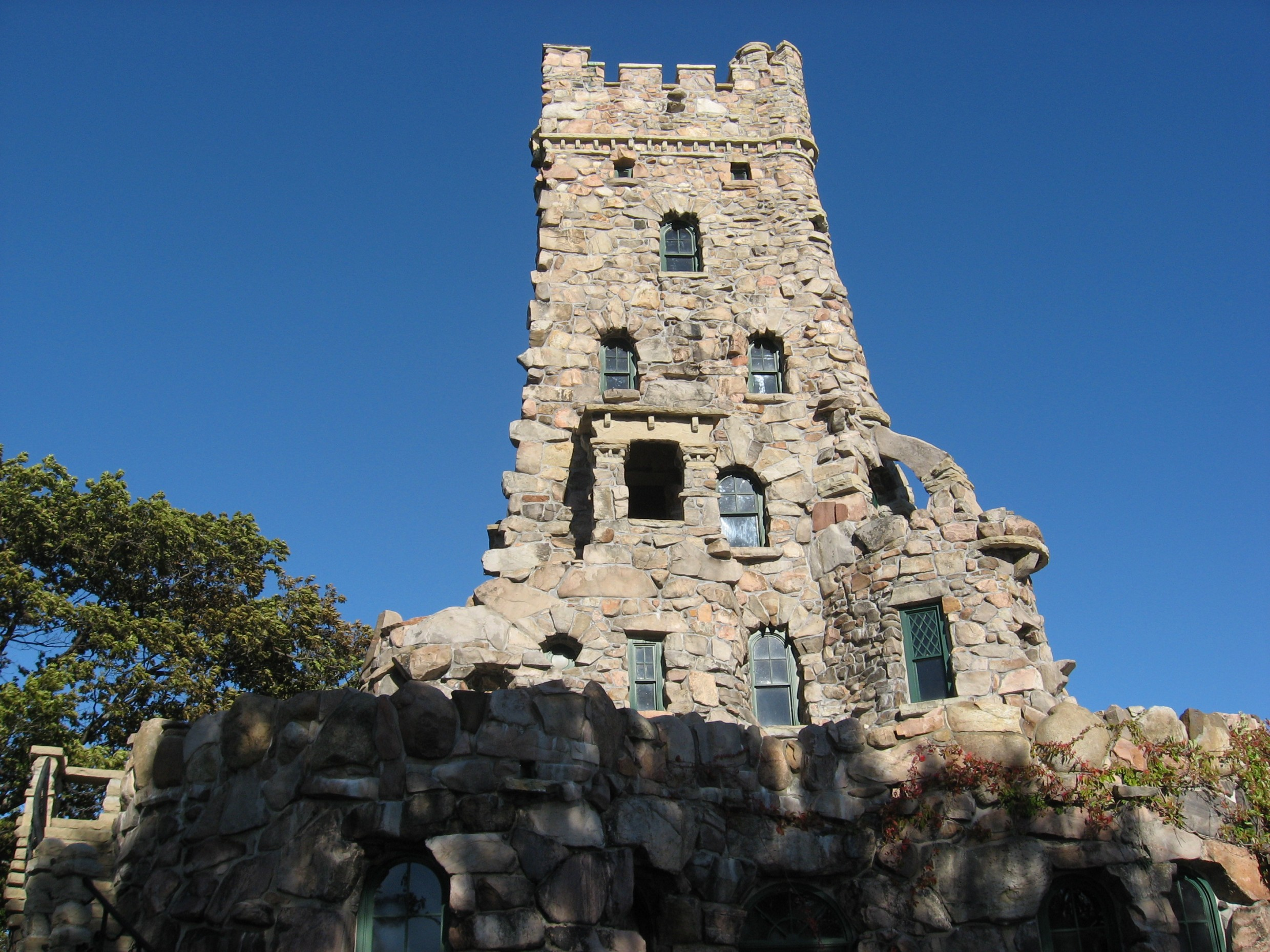 Alster Tower Boldt Castle September 2007