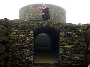 James Turrell on his sky space in KielderForest