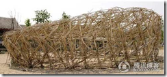 bamboo version birds nest