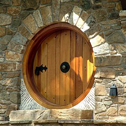Hobbit Hole Houses Tolkien Collection The Folly Fancier