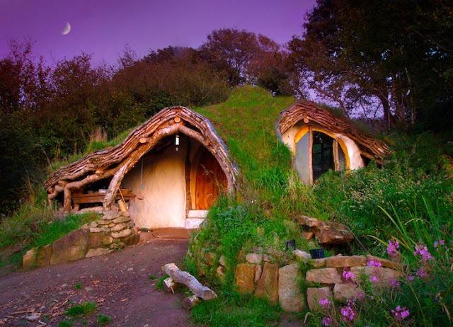 Hobbit Hole The Folly Fancier